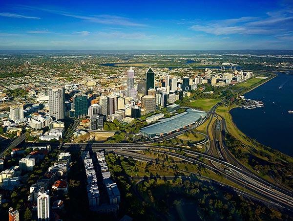 Perth, CBD