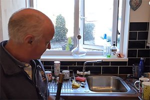 Clearing Blocked Sink
