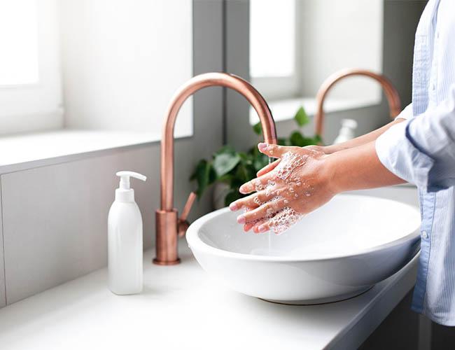 plumbing bathroom installation